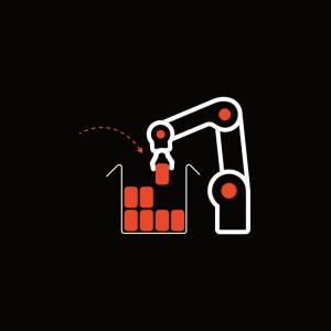 Ikona | aplikacja pakowanie i paletyzacja