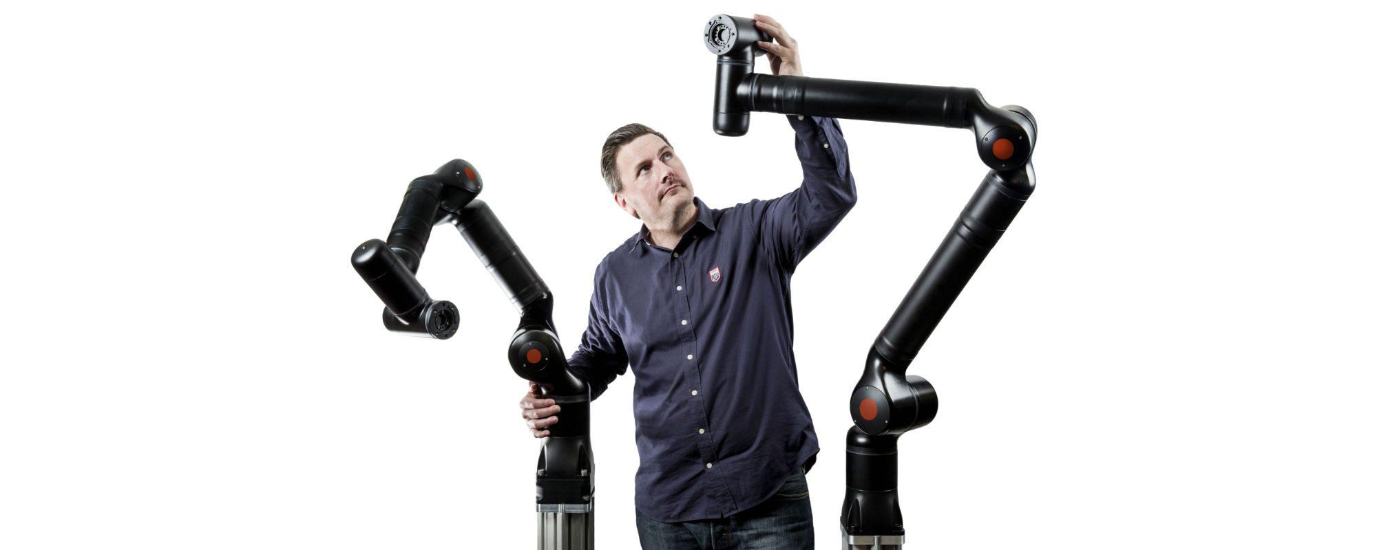 banner | Kristian Kassow i Roboty