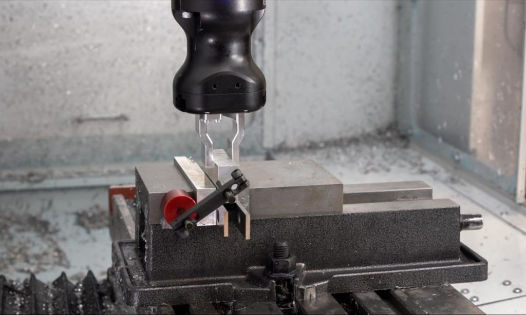 Aplikacja - adaptacyjny chwytak (gripper) elektryczny Robotiq Hand-E