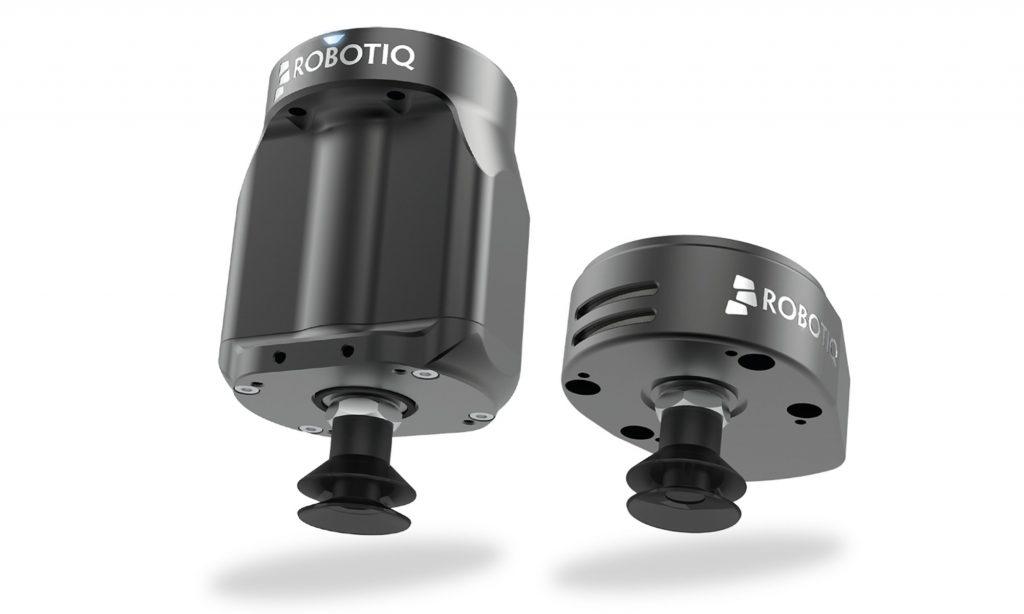 Sofware | Screenshot | Kassow Robots | dodane pluginy (CBUN) do obsługi chwytaków próżniowych Robotiq AirPick i ePick